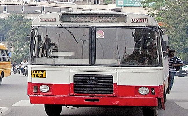 Hyderabad City Bus Profits With Ticket Price Hikes - Sakshi