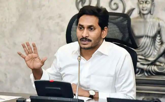 CM Jagan Responded To Child Hema Illness - Sakshi