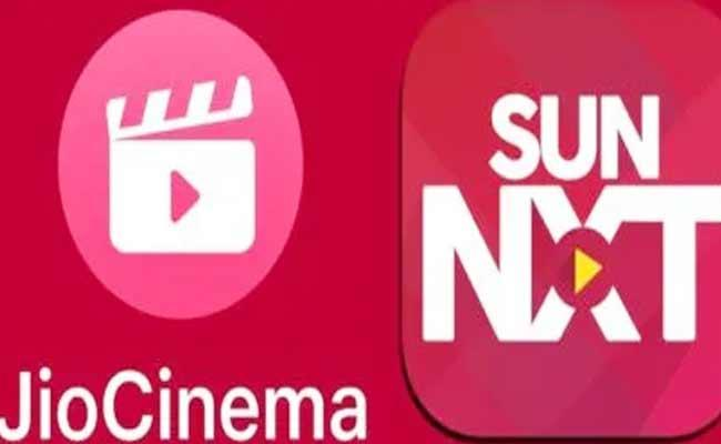 Jio Cinema Tied Up With Sun Nxt For South Indian Jio Customers - Sakshi