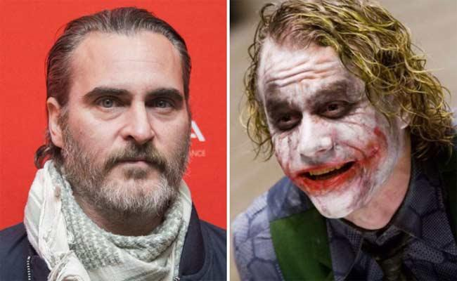 Joker Hero Joaquin Phoenix Selected For PETA Award - Sakshi