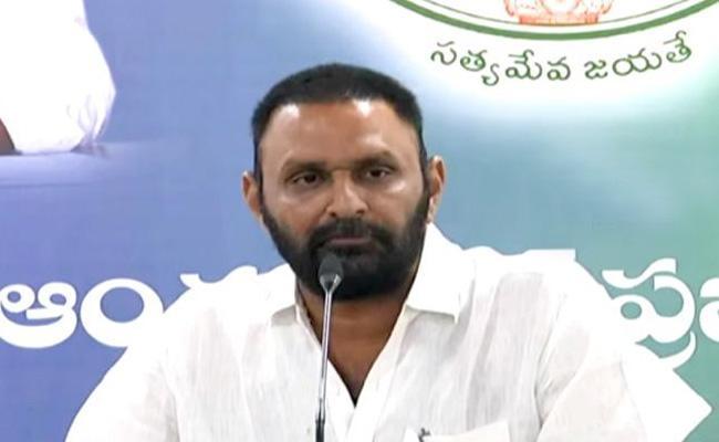Minister Kodali Nani Slams Chandrababu And Pawan Kalyan - Sakshi