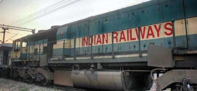 Railways operating ratio of 98.44persant in 2017-18, worst in last 10 years - Sakshi