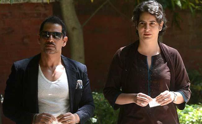 Robert Vadra Says Security Throughout The Country Is Compromised - Sakshi