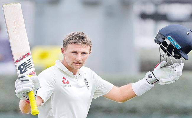 Joe Root Made His Third Double Century Against New Zealand - Sakshi