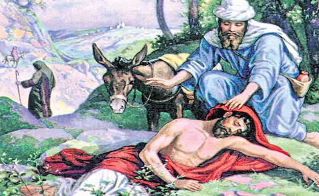 Story From Bible About Mercy - Sakshi