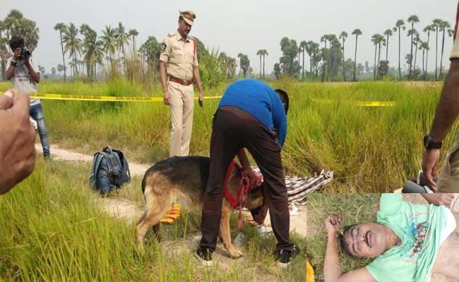 Man Murdered By Unknown Person In West Godavari - Sakshi