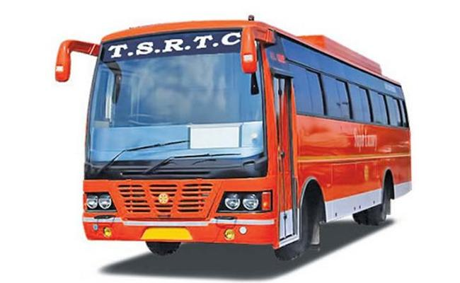 TSRTC Loss With Workers Strike - Sakshi