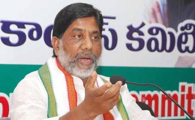 Bhatti Vikramarka Slams TRS Over Municipal Elections - Sakshi