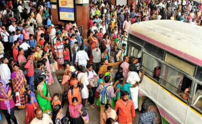RTC Special Services Charges Will Increase For Sankranti - Sakshi