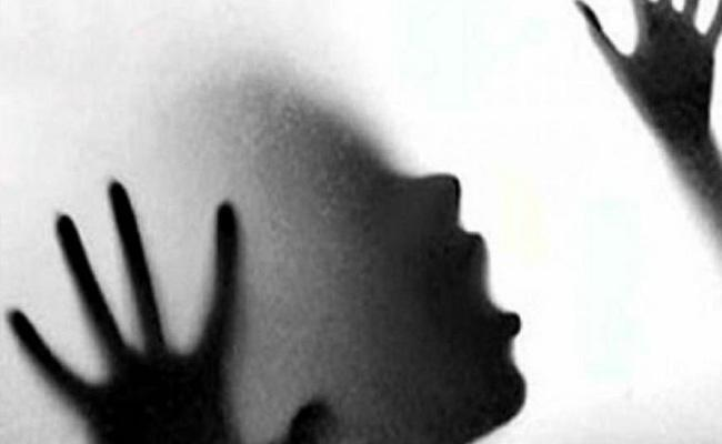 Father Sexual Assault On Daughters At Suryapet - Sakshi