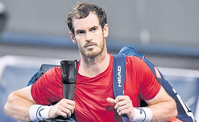 Andy Murray to miss Australian Open - Sakshi