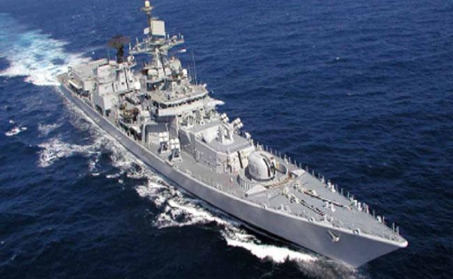Indian Navy Ban Social Networking Platforms Within Naval Area - Sakshi