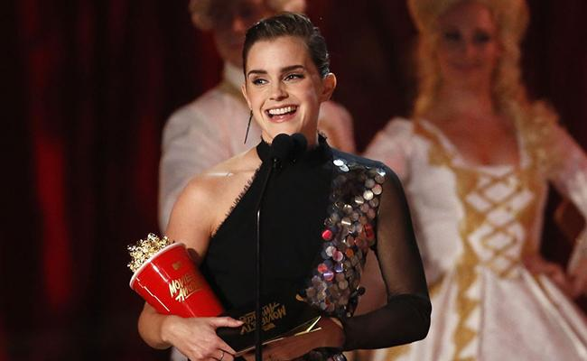 Emma Watson Gives us a New Term single women to self partered - Sakshi
