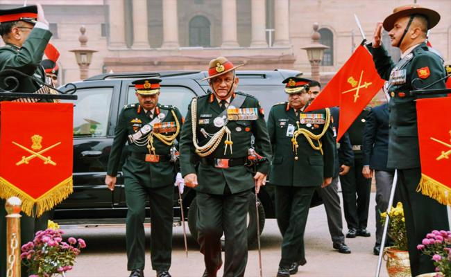 Will Plan Strategy Bipin Rawat On Chief Of Defence Staff Role - Sakshi
