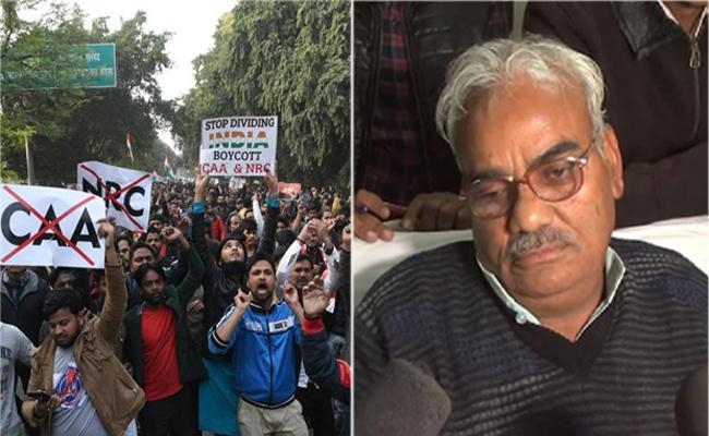 Rajasthan BJP MLA Madan Dilawar Controversial Comments On CAA - Sakshi