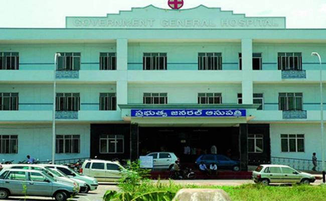 TSSP Police For Security Of Government Hospitals - Sakshi