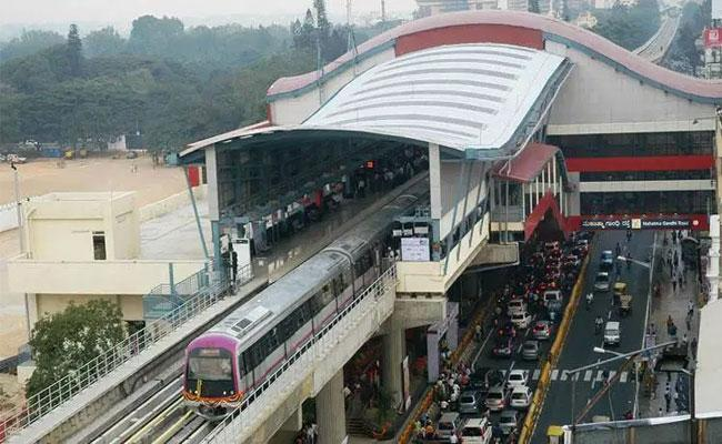 Bangalore Metro Allows Women Carry Pepper Spray - Sakshi