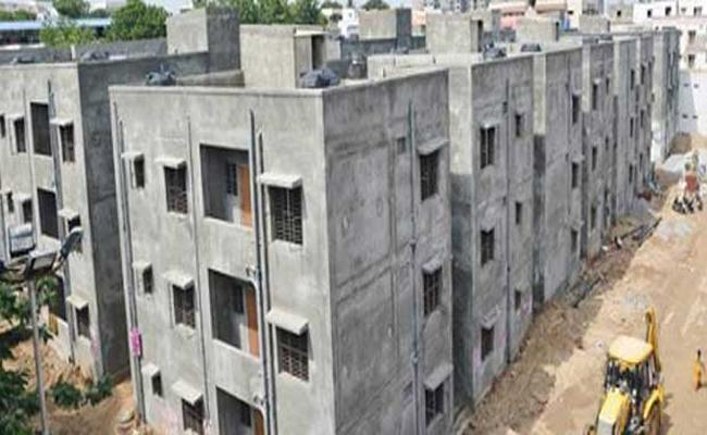 35000 homes In the Second Phase of Reverse Tendering - Sakshi