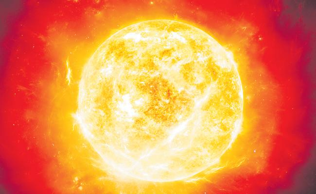 2019 in the top three in high temperatures - Sakshi