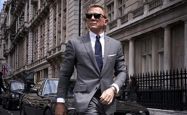 No Time to Die Trailer Daniel Craig Is Back as Bond - Sakshi
