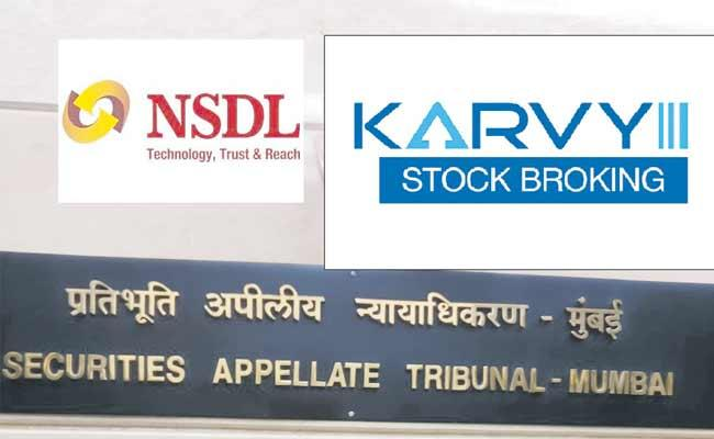 NSE To Take Call On Revoking Karvy Suspension By 6 December - Sakshi