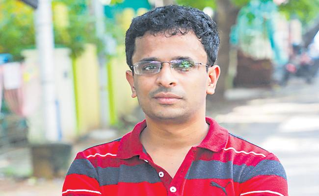 NASA detects Vikram lander fragments with the help of a Chennai Young Engineer - Sakshi