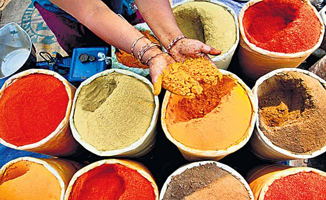 Food Items adulterated in Hyderabad - Sakshi
