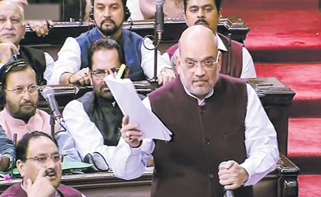 Parliament Passes The SPG Bill - Sakshi