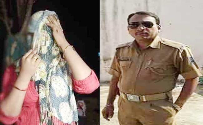 Ex Constable Arrest in Molestation Case Odisha - Sakshi