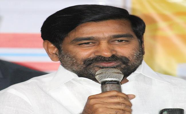 Jagadish Reddy Requests Nitin Gadkari To Start Work On National Highways - Sakshi