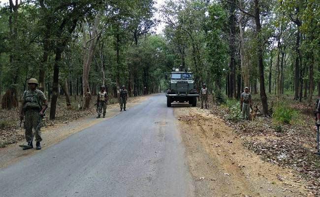 Six ITBP Jawans Killed In Fratricidal Shootout In Chhattisgarh - Sakshi