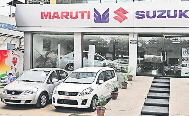 Maruti Suzuki India To Increase Vehicle Prices From January 2020 - Sakshi