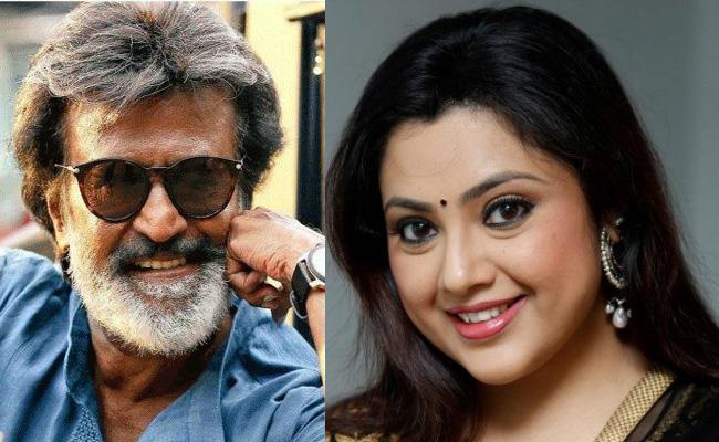 Meena May Appeared In Rajinikanth Siva Upcoming Film - Sakshi
