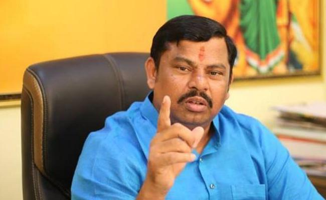 BJP MLA Raja Singh Comments On Justice For Disha - Sakshi