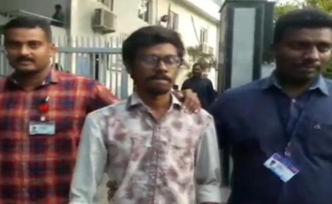 Another Man Held For Vulgar Comments On Disha - Sakshi