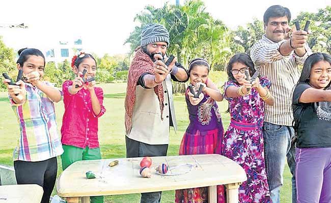 Satishkumar Is Presenting The Indian Tradition Abroad - Sakshi