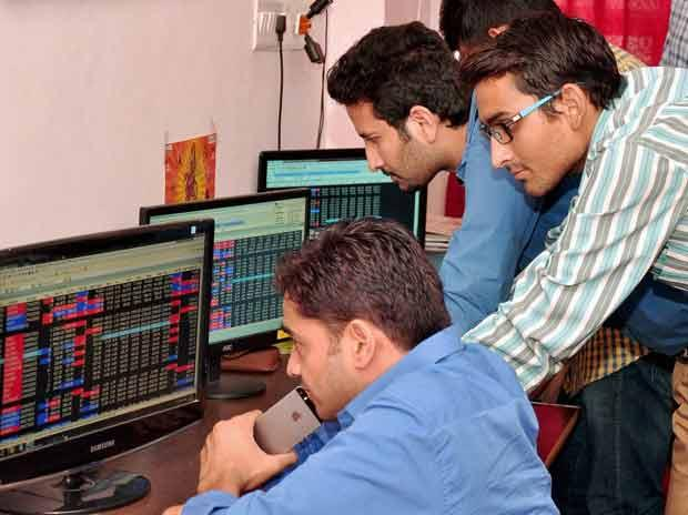 Benchmark Indices Tracked Their Asian Peers And Opened Lower - Sakshi