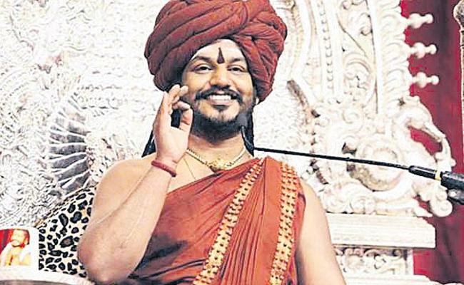 Swami Nithyananda Builds A Separate Island Nation - Sakshi
