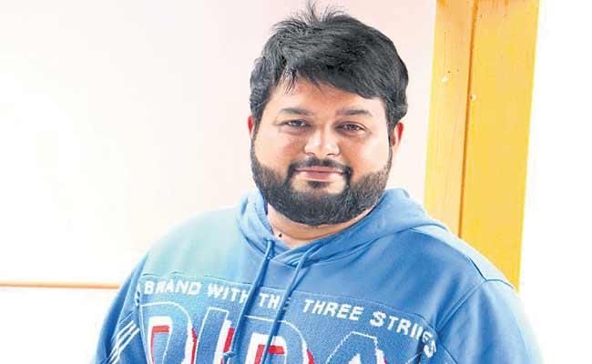 Venkimama Movie Is A Good Emotional Subject Says Thaman - Sakshi