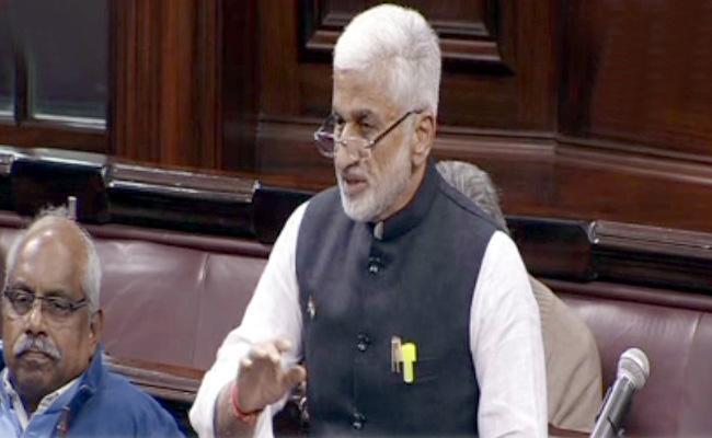 Vijay Sai Reddy Speech In Rajya Sabha Over SC ST Atrocity Act - Sakshi