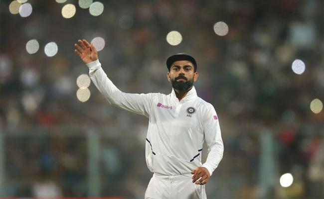 ICC Test rankings: Virat Kohli Back At The Top - Sakshi
