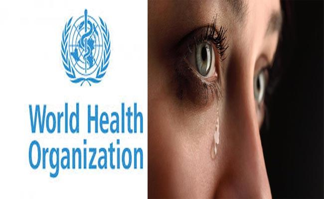 WHO Released Guidelines For Womens Safety All Over World - Sakshi