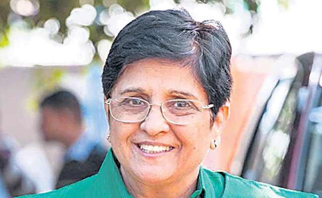 Parents Should Keep Watch On Their Boys Says Kiran Bedi  - Sakshi