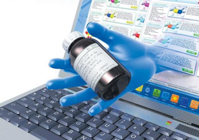 Online drug sales may come to halt as licence made must - Sakshi