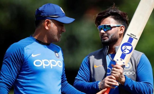Ind vs WI: Pant Looks To Surpass Dhoni's Record In T20Is Vs West Indies - Sakshi