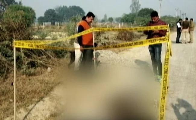 Rape Survivor Set On Fire On Way To Court - Sakshi