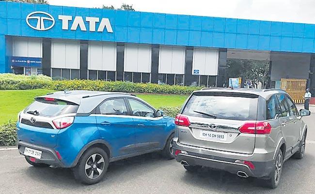 Tata Motors to hike passenger vehicle prices from January 2020 - Sakshi
