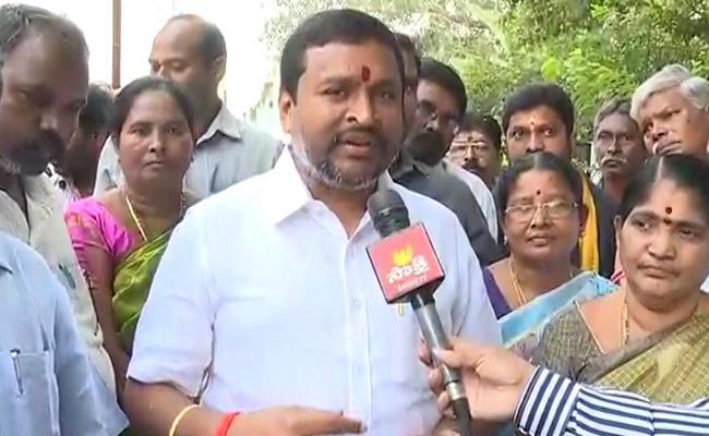 Minister Vellampalli Srinivas Comments On Chandrababu And Pawan Kalyan - Sakshi