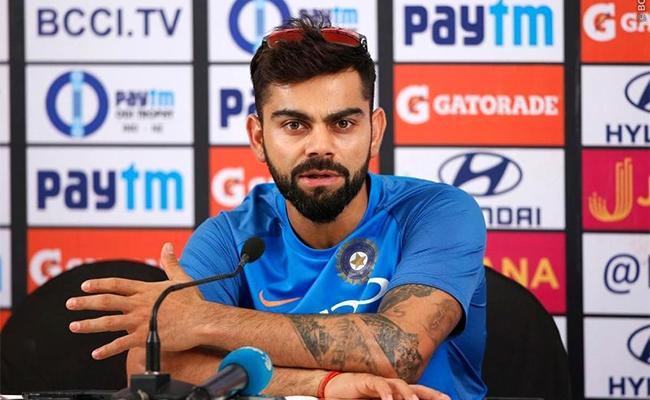Ravindra Jadeja Is A Key Player In Our Team, Kohli - Sakshi