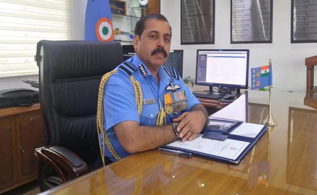 Air Chief Marshal Bhadauria is Safe : Air Force - Sakshi